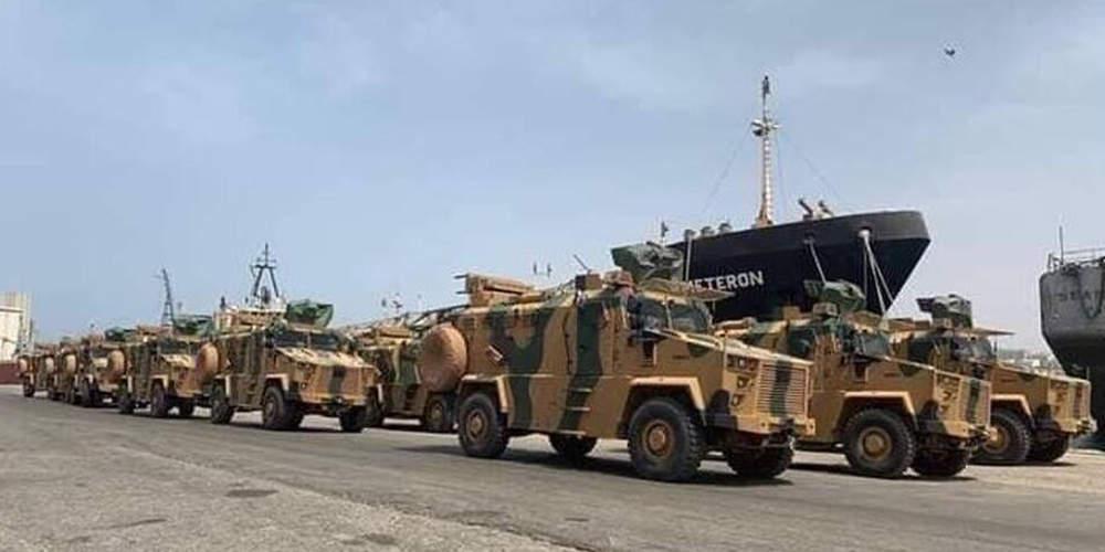 Σημαντική εξέλιξη: «Ναι» από την τουρκική Βουλή για την αποστολή στρατού στη Λιβύη