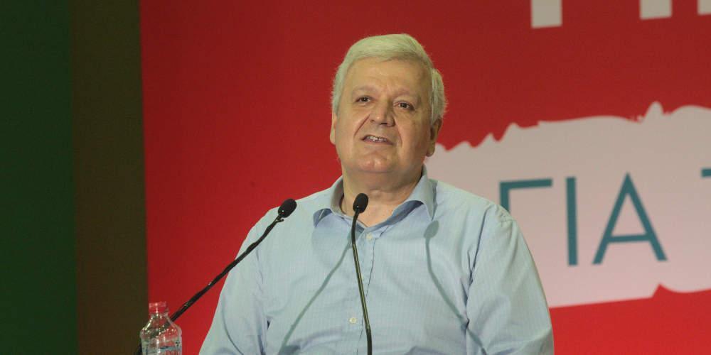 Χρηστός Πρωτόπαπας στον «Ε.Τ.»: Τα παραμάγαζα του ΣΥΡΙΖΑ δεν έχουν σχέση με τη σοσιαλδημοκρατία