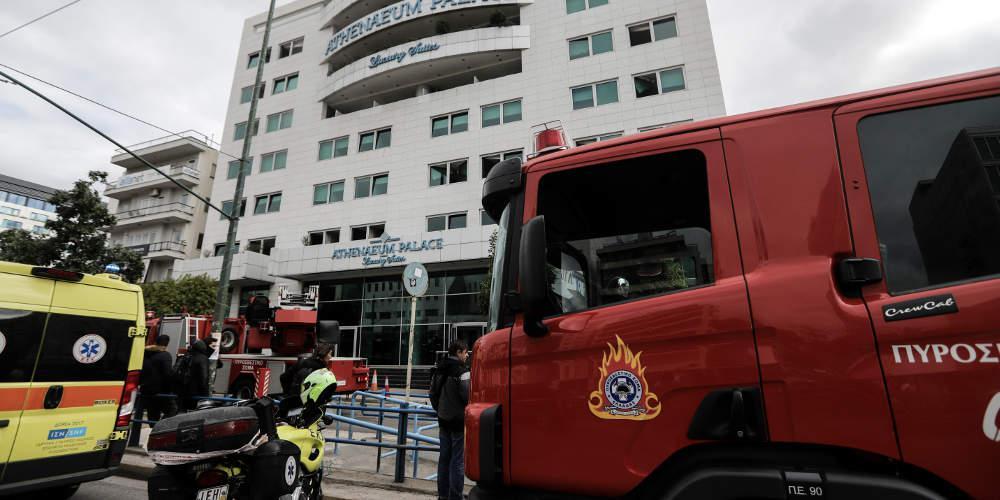 Ενδείξεις εμπρησμού στην πυρκαγιά στο ξενοδοχείο: Αναλαμβάνει το τμήμα Εγκλημάτων κατά Ζωής