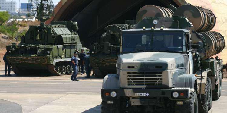 Ο ελληνικός στρατός ενεργοποίησε το σύστημα S-300 στην Κρήτη, υποστηρίζει