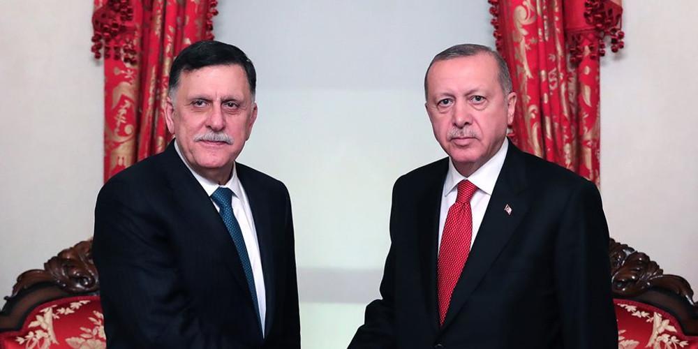 Αποζημίωση 2,7 δισ. δολαρίων από την εποχή του Καντάφι θέλει η Τουρκία από την Λιβύη
