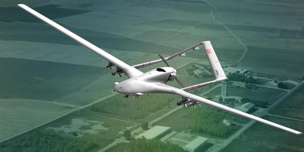Έφτασαν στα Κατεχόμενα τα τουρκικά drones