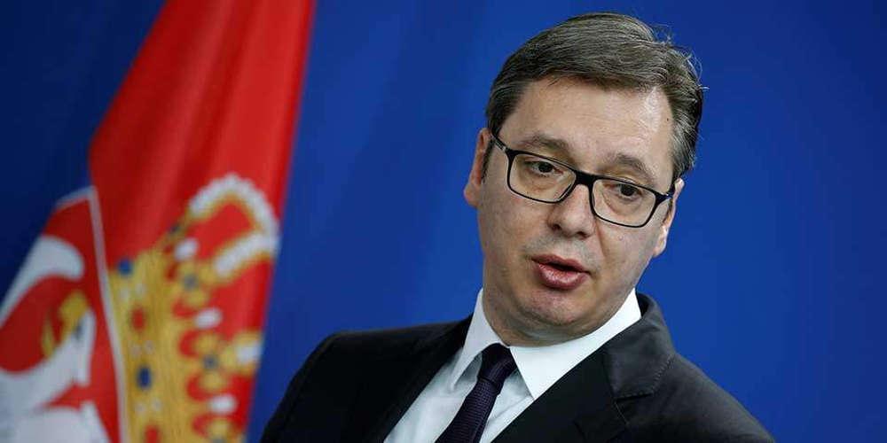 Στην Αθήνα ο πρόεδρος της Σερβίας Αλεξάνταρ Βούτσιτς