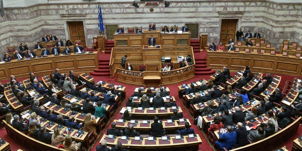 Υπερψηφίστηκε το νομοσχέδιο για τις προϋποθέσεις εισόδου και διαμονής αλλοδαπών