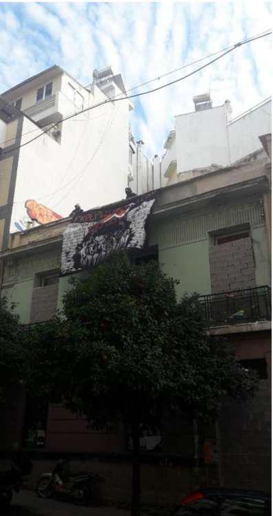 Αντιεξουσιαστές ανακατέλαβαν τα κτίρια «Ματρόζου 45» και «Παναιτωλίου 21» στο Κουκάκι