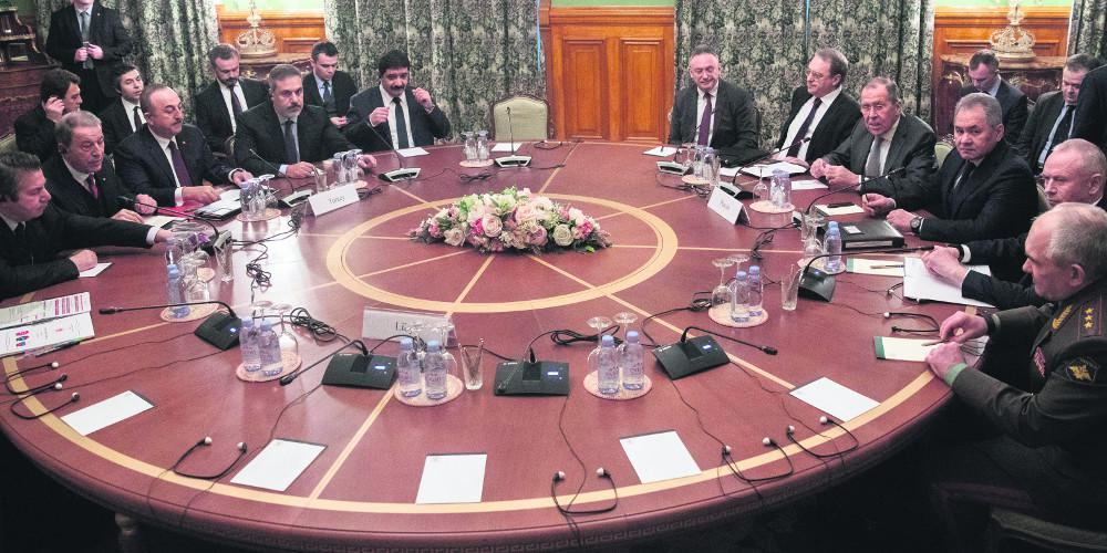 Συνάντηση των ΥΠΕΞ της Διάσκεψης του Βερολίνου τον Φεβρουάριο για την Λιβύη