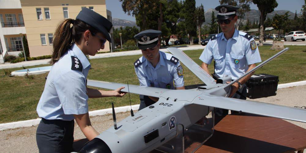 Αντι-drone «όπλα» στην ΕΛ.ΑΣ.: Για την αντιμετώπιση… ιπτάμενων τρομοκρατικών ενεργειών