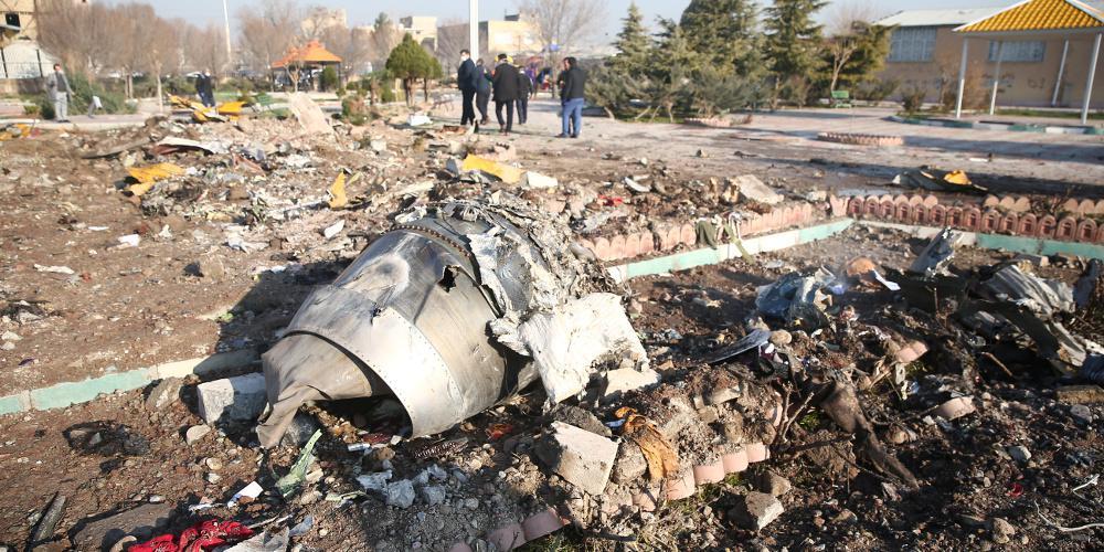 Το Ιράν παραδέχθηκε ότι κατέρριψε «κατά λάθος» το ουκρανικό Boeing που στοίχισε τη ζωή σε 176 άτομα