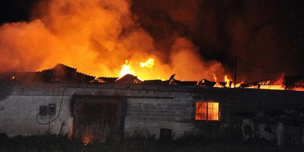 Δύο νεκροί και 8 τραυματίες από έκρηξη σε χημικό εργοστάσιο στην Ισπανία