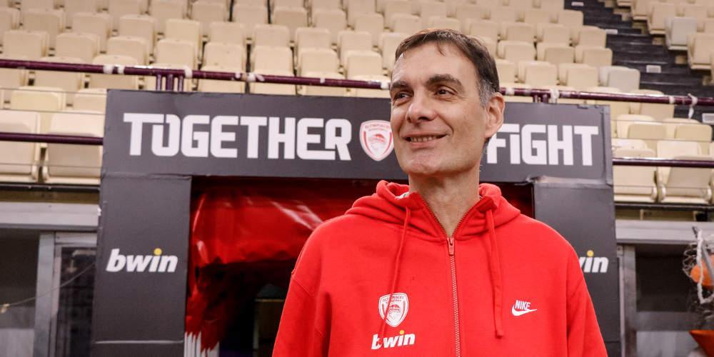 Euroleague: Επιστροφή Μπαρτζώκα στον Ολυμπιακό απέναντι στην Άλμπα στο ΣΕΦ