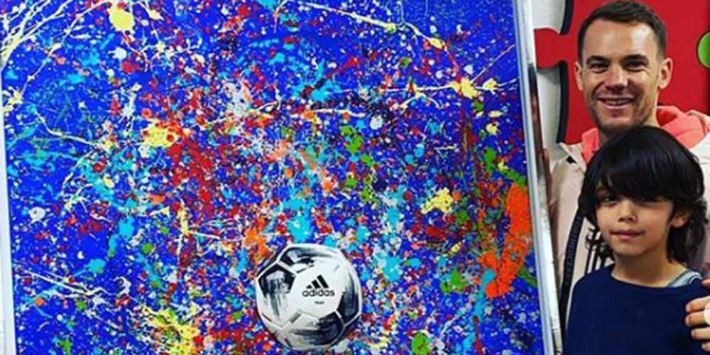 Εντυπωσιακό: Ένας 7χρονος καλλιτέχνης από τη Γερμανία είναι ο νέος «Πικάσο»