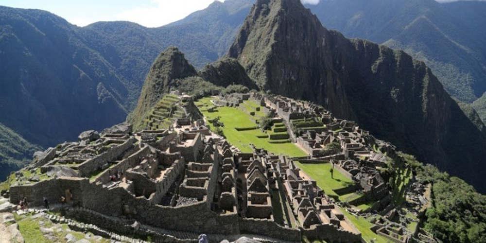 Πέντε απελάσεις τουριστών και μια προσαγωγή για τη βεβήλωση στο Μάτσου Πίτσου