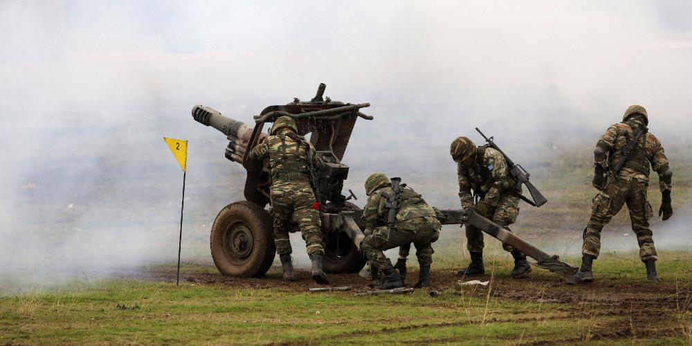 Η στρατιωτική ισχύ των χωρών για το 2020 - Πού είναι η Ελλάδα και πού η Τουρκία