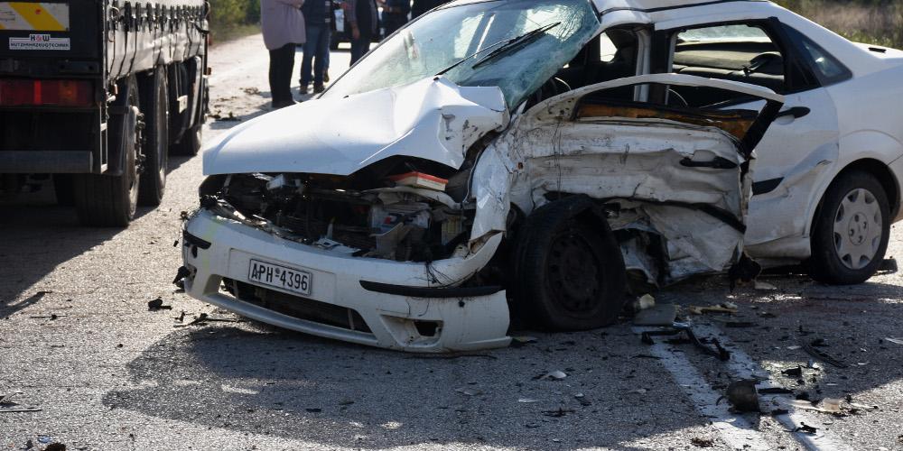 Νεκρός σε τροχαίο 48χρονος στην Έδεσσα