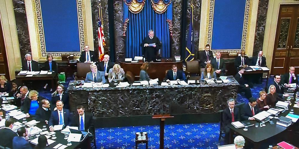 Πώς η Γερουσία των ΗΠΑ δημιουργεί ευνοϊκό περιβάλλον για τον Τραμπ στην δίκη του