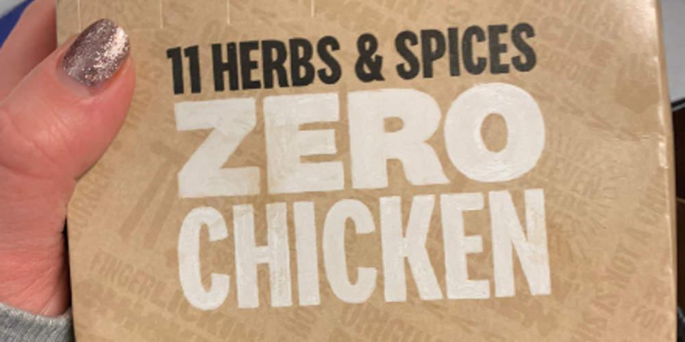 Απίστευτο: Vegan έπεσε σε βαριά κατάθλιψη γιατί έφαγε κοτόπουλο από λάθος στην παραγγελία