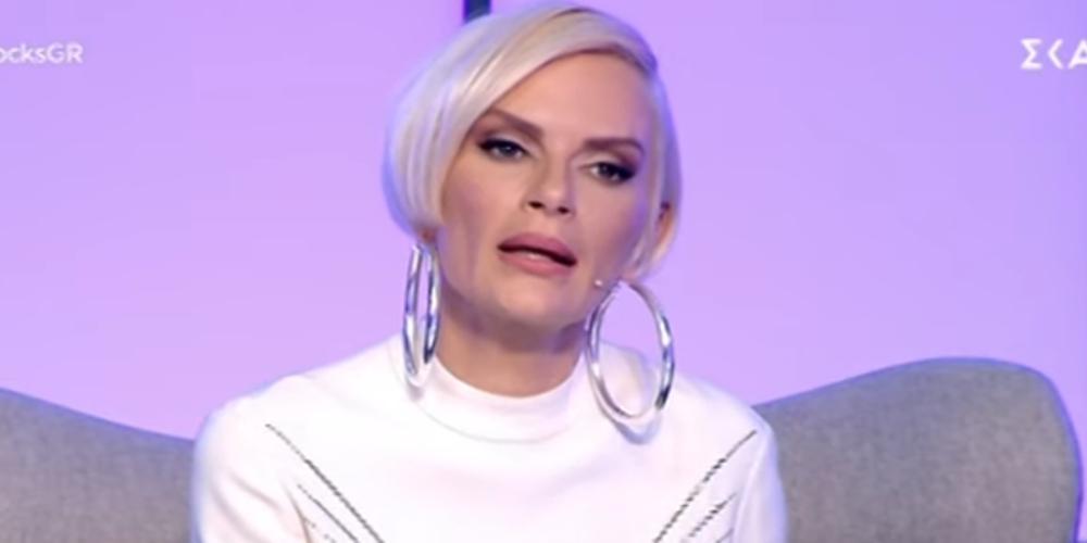 Μείναμε «κόκκαλο»: Με κοντό, καστανό μαλλί η Ελενα Χριστοπούλου