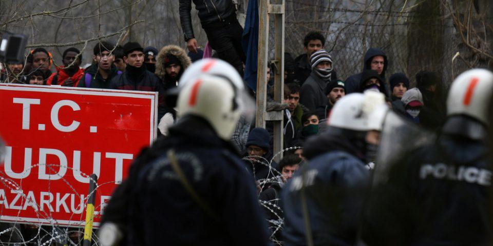 Αθλιότητα του Τούρκου υφ. Εξωτερικών: Συνθήκες Άουσβιτς στον Έβρο