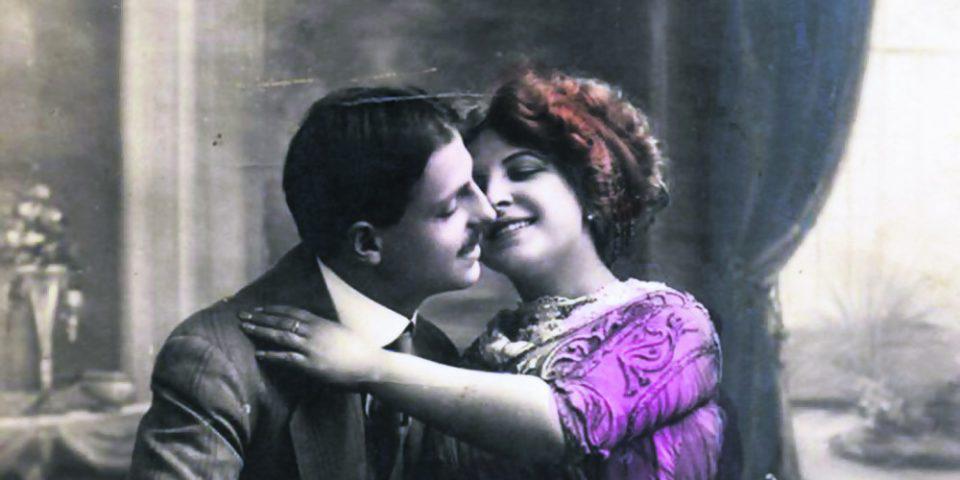 Η Χρονομηχανή του Ε.Τ. για του Αγίου Βαλεντίνου: Ιστορίες για παθιασμένους έρωτας με τραγικό τέλος στην Ελλάδα