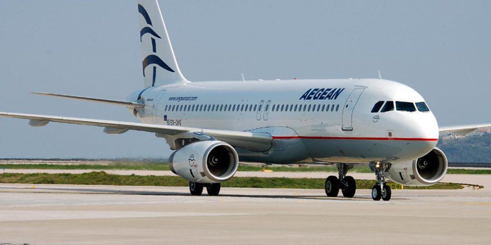 Aegean - Olympic Air: Ακυρώσεις και τροποποιήσεις την Πέμπτη λόγω στάσης εργασίας της ΕΕΕΚΕ