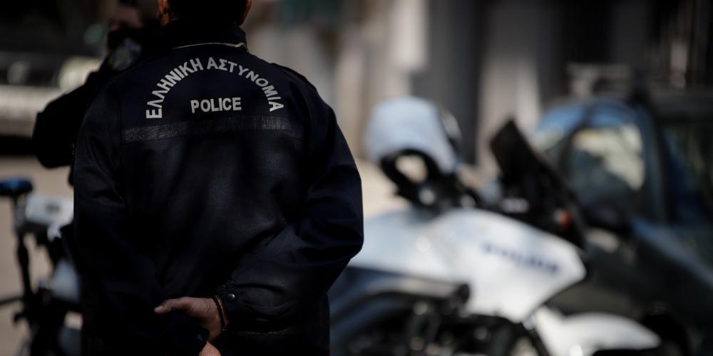Απίστευτο: Γυναίκα στην Κρήτη δάγκωσε αστυνομικό που κλήθηκε να τη βοηθήσει