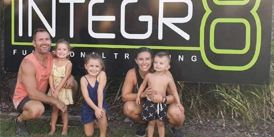 Ανείπωτη τραγωδία: Πρώην άσσος του ράγκμπι κάηκε ζωντανός μαζί με τα παιδιά του