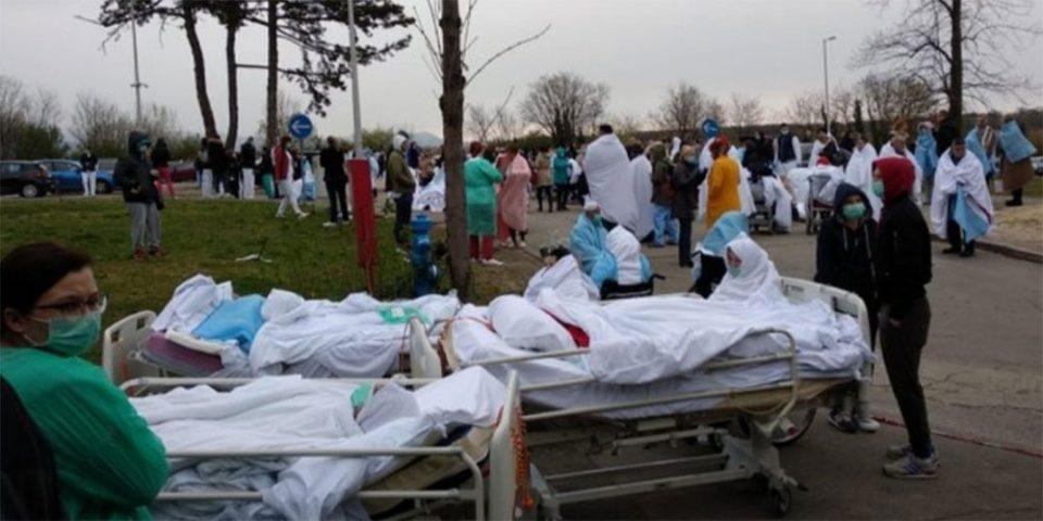 Σεισμός στην Κροατία: Σε κρίσιμη κατάσταση ένα 15χρονο αγόρι