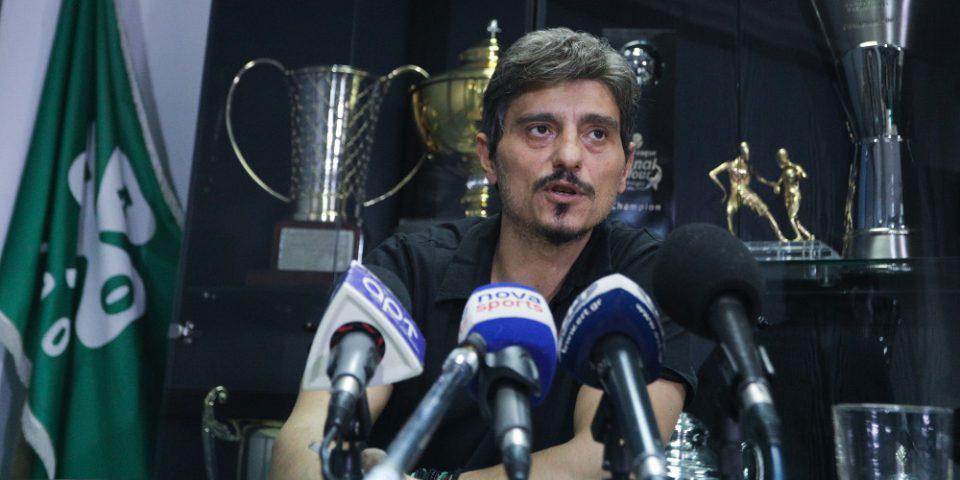 Γιαννακόπουλος: Συνέντευξη Τύπου στις 3 Ιουνίου!