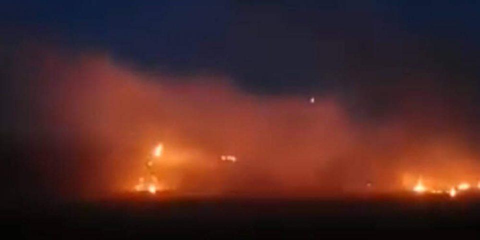 Νέος γύρος έντασης στον Έβρο: Μετανάστες πετούν μολότοφ στους αστυνομικούς