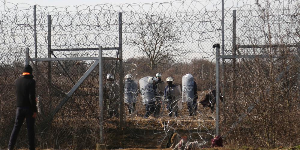 Θωρακισμένος απ' άκρη σ' άκρη ο Έβρος: 2 συλλήψεις και 1.646 αποτροπές εισόδου σε 24ώρες