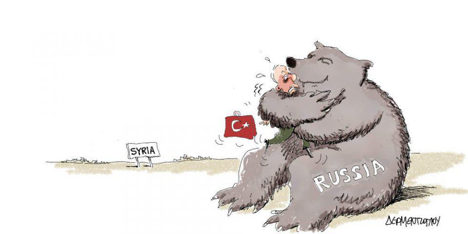 Η γελοιογραφία της ημέρας από τον Γιάννη Δερμεντζόγλου - Τρίτη 03 Μαρτίου 2020