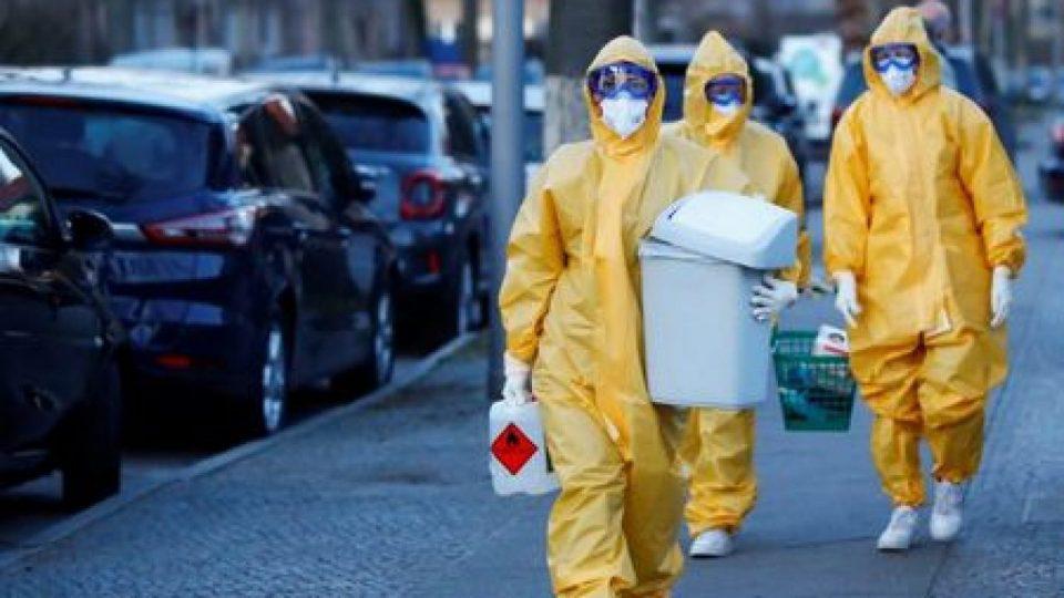 Κορωνοϊός: Πάνω από 2.000 οι θάνατοι στη Γερμανία, ξεπέρασαν τις 108.000 τα κρούσματα