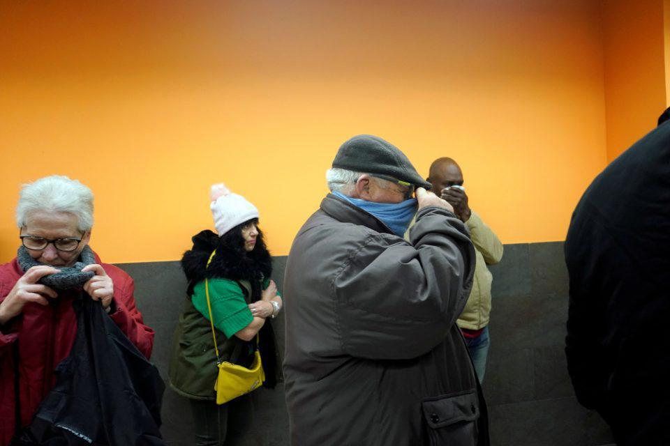 Ισπανία - κορωνοϊός: Έχει εκτεθεί το 5% του πληθυσμού