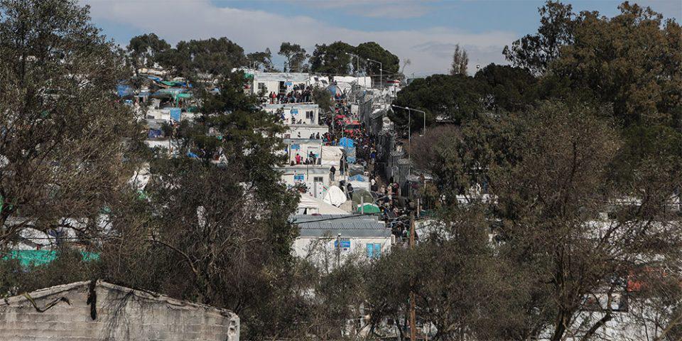 Μυτιλήνη: Ταυτοποιήθηκαν τρεις δράστες εμπρησμού στο Καρά Τεπέ