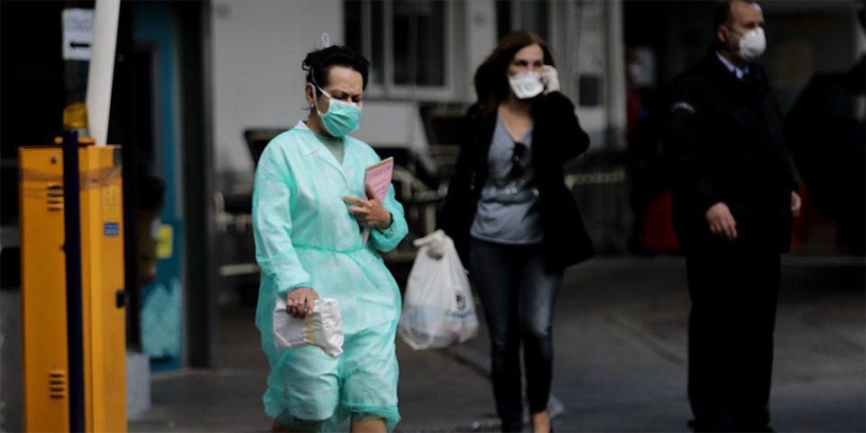 Σύψας στο ΕleftherosΤypos.gr: Γιατί ανησυχούμε για έξαρση του κορωνοϊού σε δύο εβδομάδες