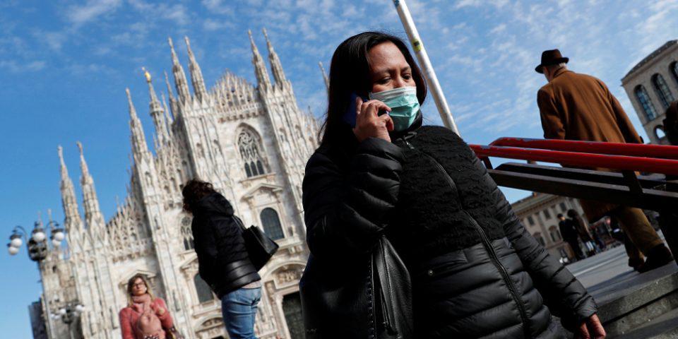 Κορωνοϊός - Η ανησυχία επιστρέφει στην Ιταλία: Αύξηση του αριθμού των κρουσμάτων και των νεκρών