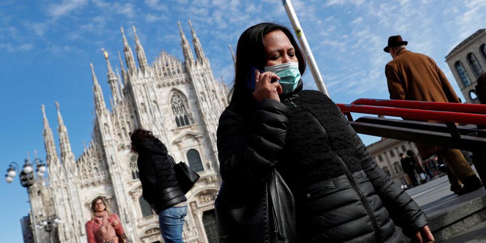 Σαρώνει ο κορωνοϊός σε όλο τον κόσμο: Πάνω από 100.000 κρούσματα