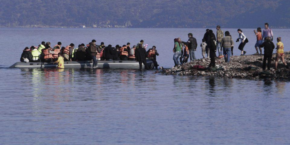 Πάνω από 180 μετανάστες στα νησιά του Αιγαίου το τελευταίο 24ωρο
