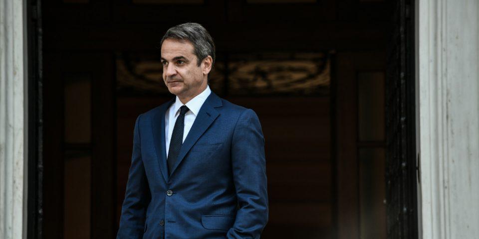 Διαδοχικές συναντήσεις Μητσοτάκη με πολιτικούς αρχηγούς - Στην ατζέντα τα ελληνοτουρκικά