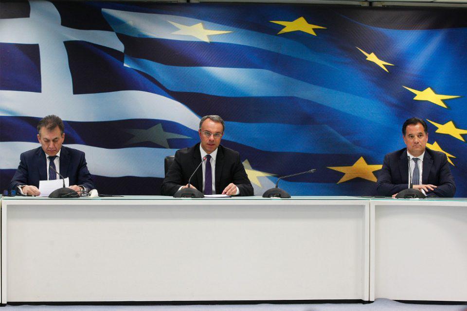 Κορωνοϊός: Ποιοι θα λάβουν τα 800 ευρώ, ακέραιο το δώρο Πάσχα σε όλους - Ποια τα νέα οικονομικά μέτρα