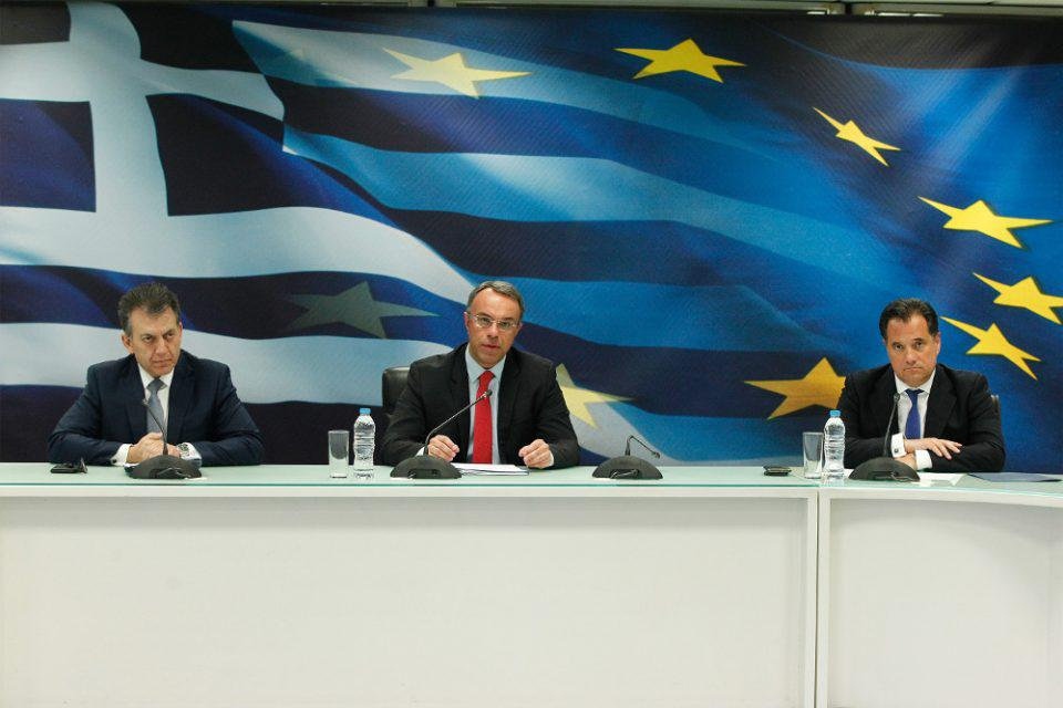 Κορωνοϊός: Επίδομα 800 ευρώ σε σε 1,7 εκατ. μισθωτούς - Όλα τα νέα μέτρα στήριξης της οικονομίας