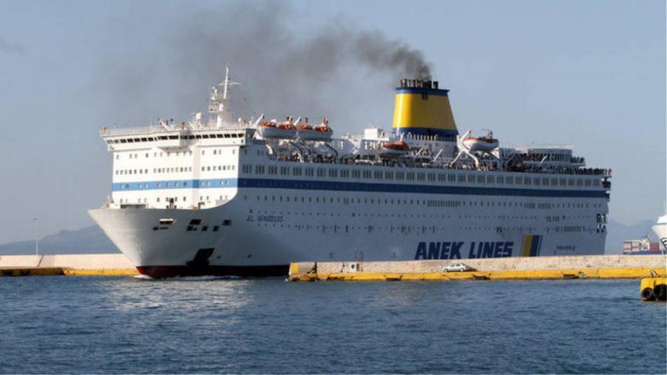Κορωνοϊός: 20 επιβεβαιωμένα κρούσματα στο πλοίο «Ελευθέριος Βενιζέλος»