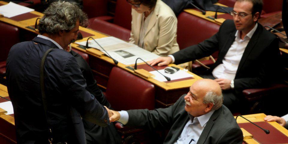 Σύγκρουση Πολάκη - Βούτση στην Κεντρική Επιτροπή του ΣΥΡΙΖΑ