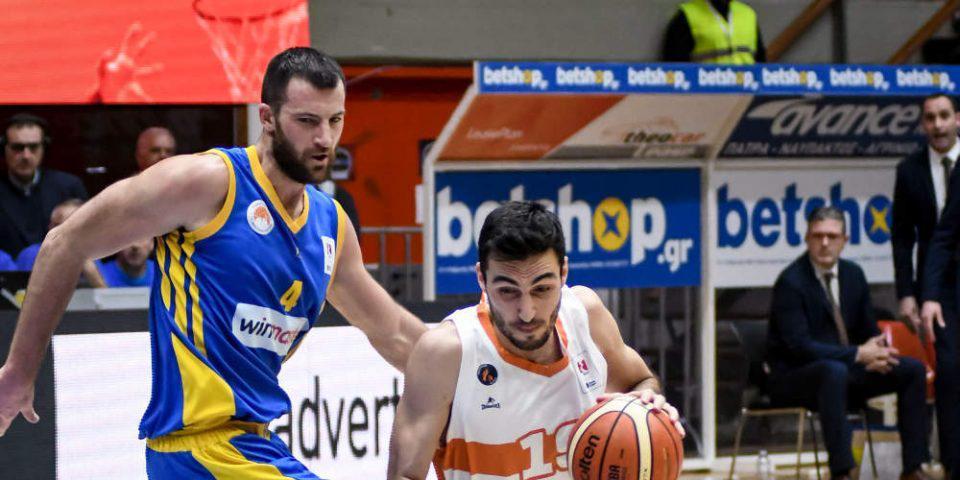 Κύπελλο Ελλάδας: Στον τελικό ο Προμηθέας με νίκη 67-61 επί του Περιστερίου
