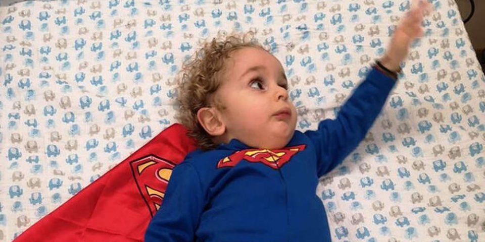 Ο Superman Παναγιώτης–Ραφαήλ ετοιμάζεται για επιστροφή στην Ελλάδα
