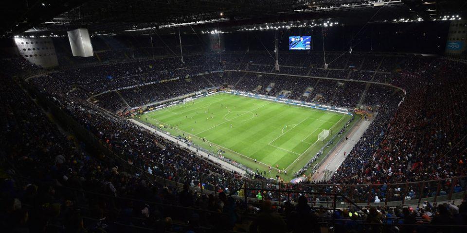Απρόσιτο και για τους δημοσιογράφους το «Σαν Σίρο» για το ματς Ίντερ-Λουντογκόρετς