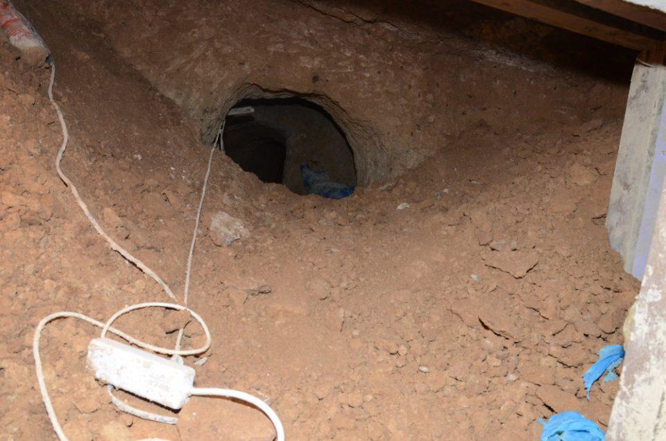 Μέλη της τουρκικής DHKP-C οι συλληφθέντες σε Σεπόλια και Εξάρχεια  – Τι βρέθηκε στο τούνελ 47 μέτρων