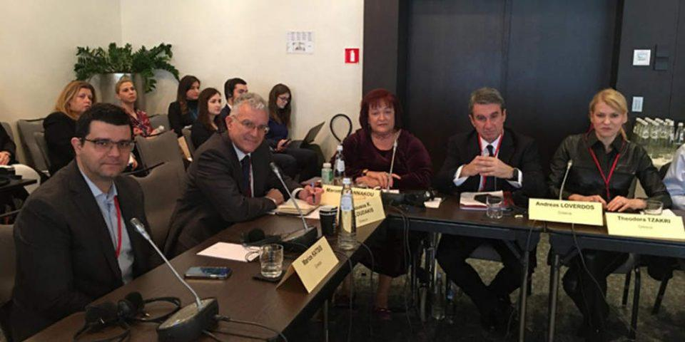 Αποχώρησαν οι Έλληνες βουλευτές από τη συνέλευση του ΝΑΤΟ: Δεν τους άφηνε να μιλήσουν ο πρόεδρος