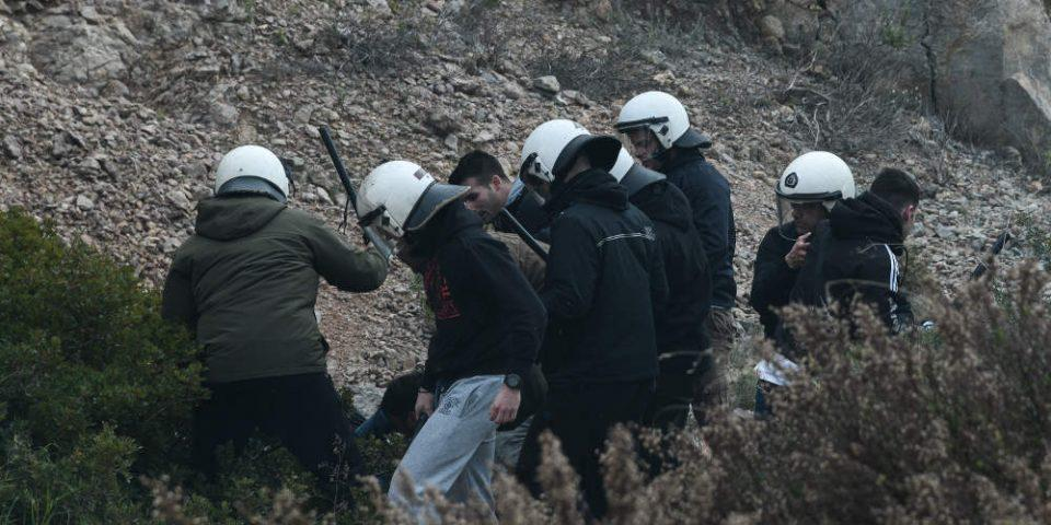 Έρευνα από την αστυνομία για τα επεισόδια σε Λέσβο και Χίο