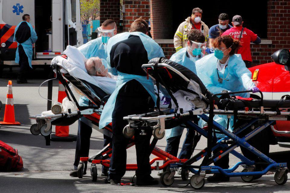 Κορωνοϊός - ΗΠΑ: Ο Μπάιντεν προβλέπει ότι οι νεκροί θα ξεπεράσουν τους 600.000